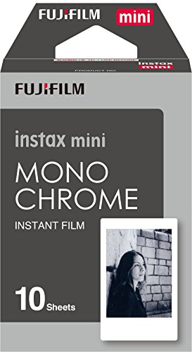 Instax Mini Monochrome Film Shot - Pack of 10