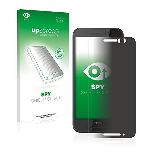 upscreen Anti-Spy Blickschutzfolie für HTC One S9 Privacy Screen Bildschirmschutzfolie - Sichtschutz, Kratzfest