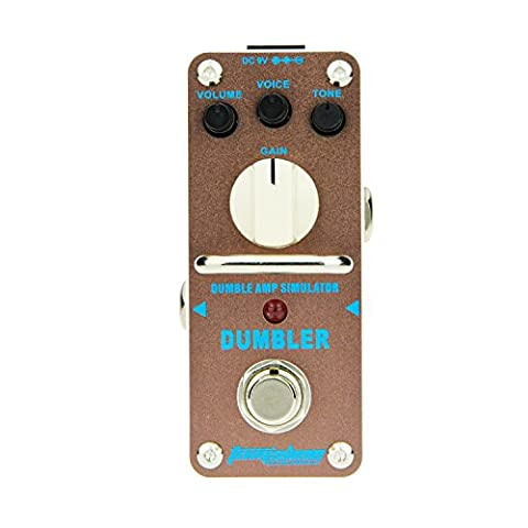Pedale De Distortion - Tom'sline Engineering Pédale d'effet Overdrive DUMBLER ADR-3