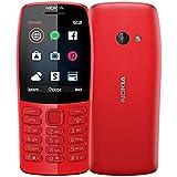 Nokia 210 Mobile phone Dual sim- Red
