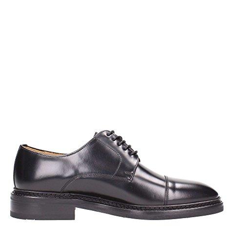 Berwick 1707 , Chaussures de ville à lacets pour homme noir noir Noir