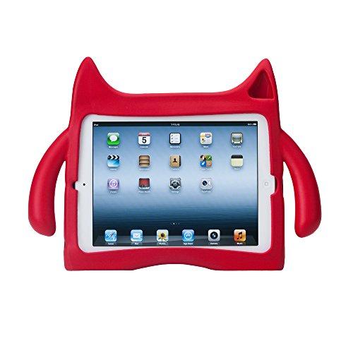 Ndevr iPadding for iPad/ ipad with retina display - Red