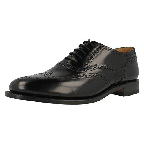 Loake 202T, Herren Klassische Halbschuhe, braun, (T Brown Polished Leather), EU 48,5, (UK 13) (Halbschuhe Klassische Braun)
