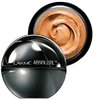 Lakmé Absolute Skin Natural Mousse, Golden Light 04, With Spf, Light Texture , Stays Upto 16 Hours, 25 g