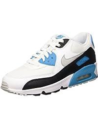 san francisco ef25a 934ce nike air max 90 41. Blanche GF663834 Chaussures Noir ...