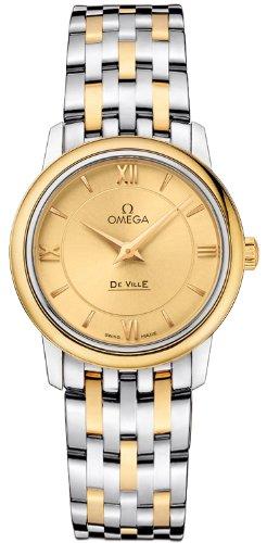 Omega 42420276008001 - Reloj para mujeres