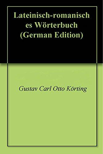 Lateinisch-romanisches Wörterbuch