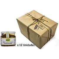Pack 12 unidades Encurtidos Sabor Anchoa - Envase PET 550 g Peso neto unidad
