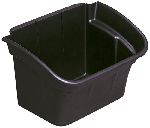 Rubbermaid 15.1L Utility Bin - Black