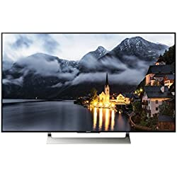 """Sony KD-49XE9005 - Televisor 49"""" 4K HDR LED con Android TV (Motionflow XR 1000 Hz, X-tended Dynamic Range PRO, 4K HDR Processor X1, pantalla TRILUMINOS, Wi-Fi), negro"""