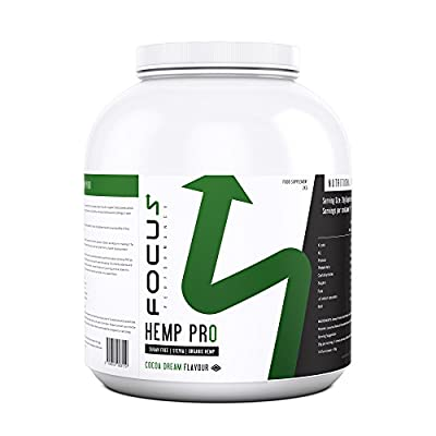 Hemp PrO - #1 Premium Sugar Free Hemp Protein Powder. Cocoa Dream Flavour - 2kg