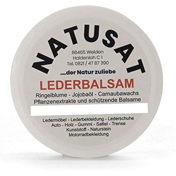 Natusat Lederpflege Balsam 200 Ml Sattel Und Handschuhpflege Drogerie Körperpflege