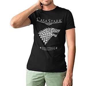 Camisetas La Colmena, 162-Parodia Casa Stark 14