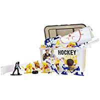 Kaskey Kids Hockey Guys - Inspires Imagination with Open-Ended Play - Includes 2 Full Teams and More - For Ages 3 and Up by Kaskey Kids