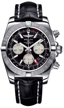 breitling-windrider-chronomat-gmt-montre-pour-homme-ab042011-emeraude