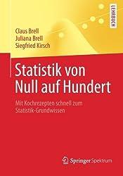 Statistik von Null auf Hundert (Springer-Lehrbuch)