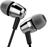 Blukar Earphones, In-Ear Headphones Earphones with High Sensitivity Microphone - Noise Isolating, High Definition, Pure Sound for iPhone, iPod, iPad, MP3 Players, Galaxy,etc.