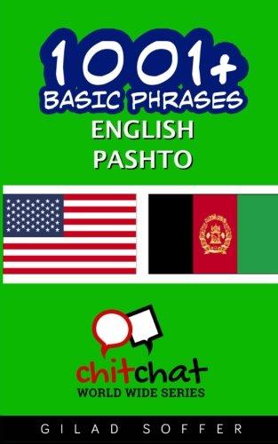 1001+ Basic Phrases English - Pashto (Chit Chat World Wide)