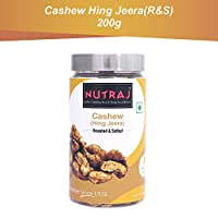 Nutraj Cashew Heeng Jeera 200 g Jar