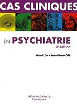 Cas cliniques en psychiatrie de Henri Lôo