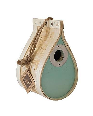 Wildlife World DEWNB Dewdrop Nest Box - Natural