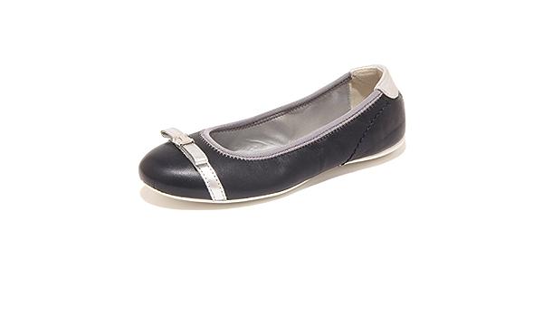 Hogan 3797I Ballerine Bimba Blu Junior h Piccola Scarpe Shoes Kids ...