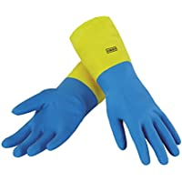 Leifheit Ultra Strong Household and Kitchen Gloves - Large, Blue