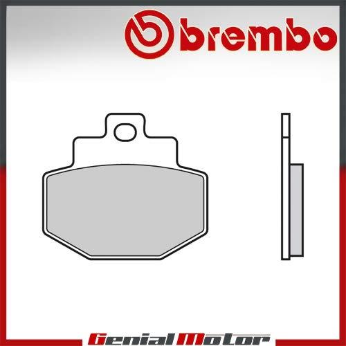 Pastiglie Brembo Freno Post 07047.XS VESPA GTS TOURING 300 2011 > 2012