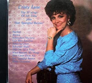 Cristy Lane -  Cristy Lane Top 10 Songs of All Time