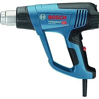 Bosch Professional GHG 20-63 – Decapador (2000W, temperatura regulable 50hasta630°, pantalla digital, 3 flujos, en caja)