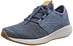 New Balance Herren Fresh Foam Cruz V2 Knit Sneaker, Türkis (Light Petrol/Petrol Kn2), 44.5 EU