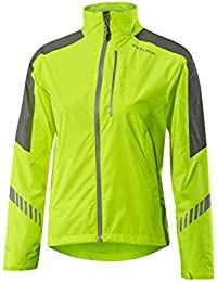 Altura Night Vision 3 Chaqueta Impermeable, Mujer, Hi-Viz Yellow, 10