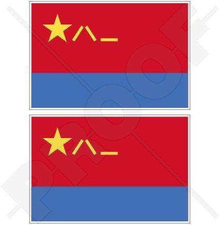 china-chinese-airforce-plaaf-bandiera-102-cm-100-mm-adesivi-in-vinile-decalcomanie-x2