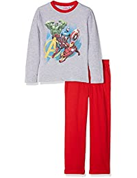 Marvel Avengers Heros, Conjuntos de Pijama para Niños