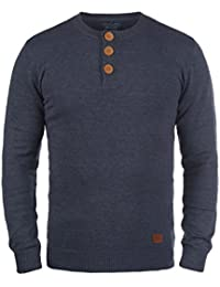 BLEND 703655ME – Pull - col ras du cou – Homme