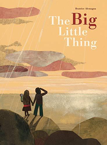 The Big Little Thing par  Beatrice Alemagna