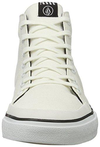 Cloud Homme Skate Schuh Volcom Hi Skateboard Fi Xxtpx De Weiß Chaussures 8OknX0wP