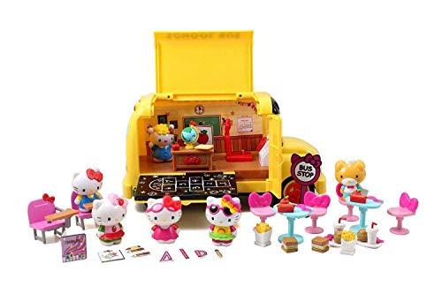 yset School Bus Toys Spiele nach Themen ()