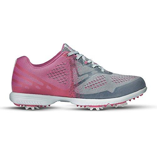 Callaway 38W631, Damen Golfschuhe 41 Rosa (Pink/Grey)