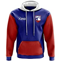 Airo Sportswear Chile Concept Country Football Hoody (Blue)