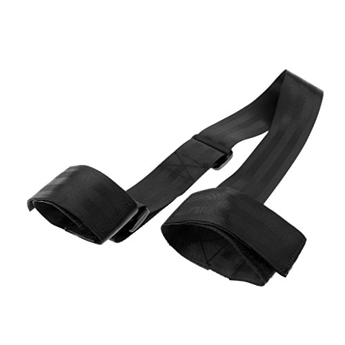 MagiDeal Skiträgergurte Verstellbarer Nylon Ski Schulterträger Wimperngurt