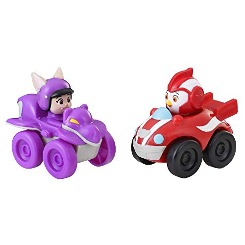 Top Wing Rod and Betty Racers -