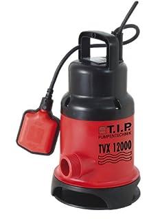 T.I.P. 30261 Bomba de inmersión para aguas residuales TVX 12000 (B000MXI19M) | Amazon price tracker / tracking, Amazon price history charts, Amazon price watches, Amazon price drop alerts