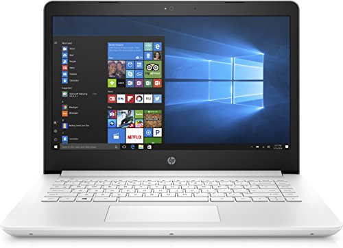 HP Notebook 14-bp056sa Celeron 14 inch SVA eMMC White