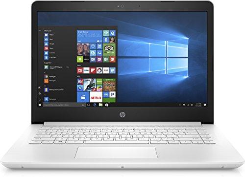 HP Notebook 14-bp056sa Celeron 14 inch SVA eMMC White