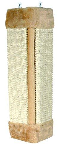 Trixie 43191 Kratzbrett für Zimmerecken, 23 × 49 cm, beige