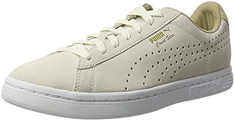 Puma Court Star Suede, Sneakers Basses Mixte Adulte, Blanc (Marshmallow), 40.5 EU