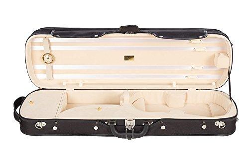 Custodia per violino di legno 4/4 cream M-Case