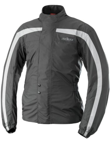 Büse 132300-XL Regenjacke grau/schwarz XL