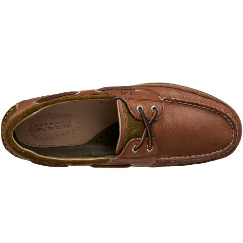 Sperry Mako 2 Eye Moc Herren Coffee